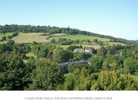 Limpley Stoke Valley